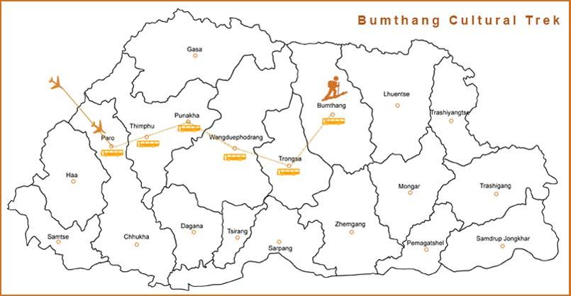 Bumthang Cultural Trek Wangchuk Tours Treks