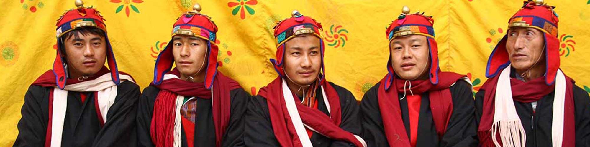 Punakha Tshechu and Drubchhen